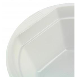 Plastic Bowl PS White 300ml Ø11,9cm (100 Units)