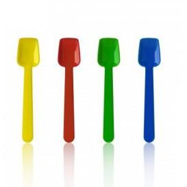 Plastic Ice Cream Spoon 9cm (10.000 Units)