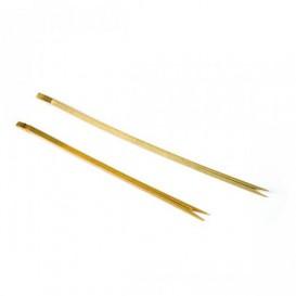 Bamboo Serving Tong 15cm (200 Units)