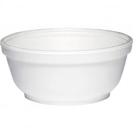 Foam Container White 10Oz/300 ml Ø11cm (50 Units)