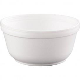 Foam Container White 12Oz/360 ml Ø11,7cm (50 Units)