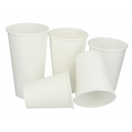 Paper Cup White 8 Oz/240 ml Ø7,9cm (1000 Units)