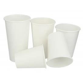 Paper Cup White 10 Oz/300 ml Ø8,4cm (50 Units)