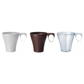 Plastic Cup Clear 80ml (40 Units)