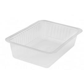 Plastic Deli Container PP Heat Sealable 1000ml (100 Units)