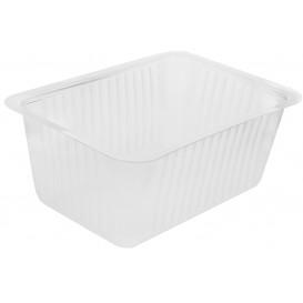 Plastic Deli Container PP Heat Sealable 2000ml (100 Units)
