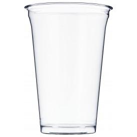 Plastic Cup PET 550 ml Ø9,5cm (56 Units)