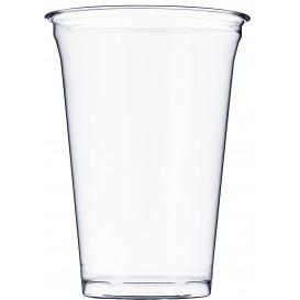 Plastic Cup PET Rigid 610ml Ø9,8cm (500 Units)