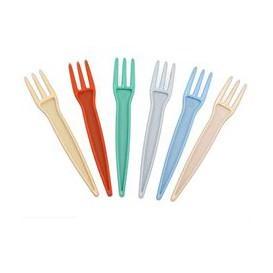 Plastic Food Pick 8,5cm (1000 Units)
