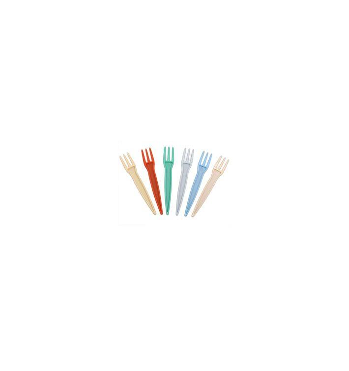 Plastic Food Pick 8,5cm (1000 Units)