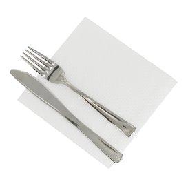 Paper Napkin White 1 Layer 30x30cm (4.800 Units)