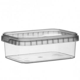 Plastic Deli Container and Plastic Lid PP Tamper-Evident 280ml 12,0x0,88cm (384 Units)