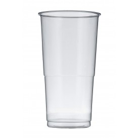 Plastic Cup PP Clear 300 ml (100 Units)