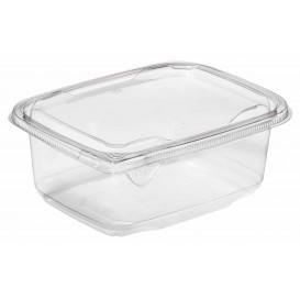 Plastic Deli Container PET Tamper-Evident 1000ml 18x14x7cm (65 Units)