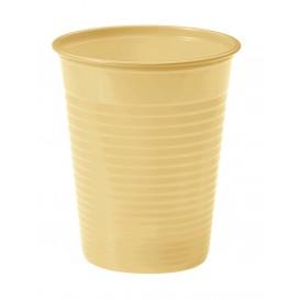 Plastic Cup PS Cream 200ml Ø7cm (50 Units)