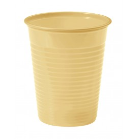 Plastic Cup PS Cream 200ml Ø7cm (1500 Units)