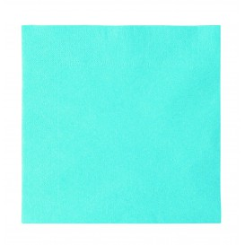 Paper Napkin 2 Layers Light Blue 33x33cm (50 Units)