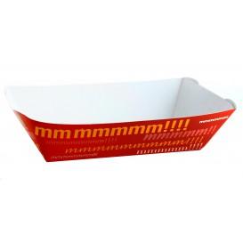 Paper Food Boat Tray 780ml 15,5x9x5,5cm (450 Units)