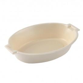 """Foam Pot Foam """"Quiet Classic"""" With Honey Handles 18x13 cm (125 Units)"""
