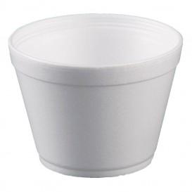 Foam Container White 16Oz/475ml Ø11,7cm (500 Units)