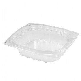 """Plastic Deli Container OPS """"ClearPac"""" Clear 118ml (63 Units)"""