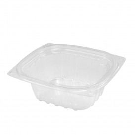 """Plastic Deli Container OPS """"ClearPac"""" Clear 177ml (63 Units)"""