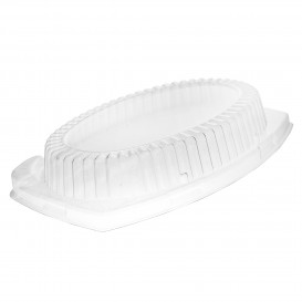 Plastic Lid for Tray 28X22cm (500 Units)