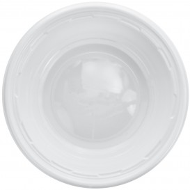 Plastic Bowl PS White 180ml Ø11,5cm (125 Units)