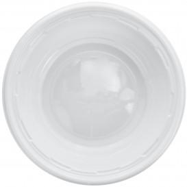 Plastic Bowl PS White 180ml Ø11,5cm (1000 Units)