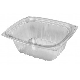 """Plastic Deli Container OPS """"ClearPac"""" Clear 355ml (63 Units)"""