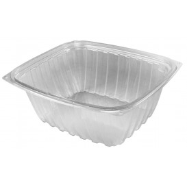 """Plastic Deli Container OPS """"ClearPac"""" Clear 946ml (63 Units)"""