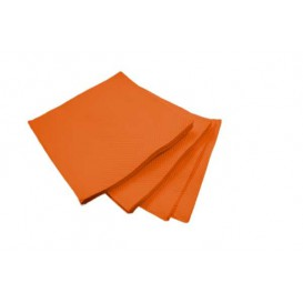 Paper Napkin Micropoint Orange 20x20cm 2C (100 Units)