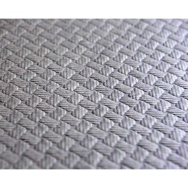 Paper Tablecloth Roll Grey 1x100m 40g (1 Unit)