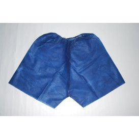 Disposable Boxer TST PP Gentlemen Blue (200 Units)