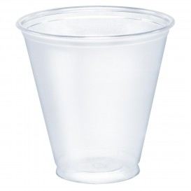 Plastic Cup PET Crystal Solo® 5Oz/148ml (100 Units)