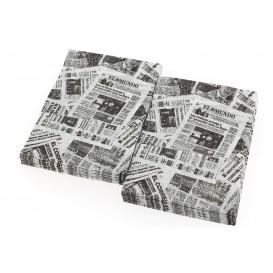 """Paper Napkin Miniservis """"Prensa"""" 17x17cm (200 Units)"""