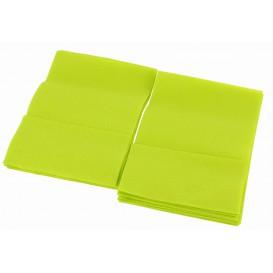 """Paper Napkins """"Miniservis"""" Pistacchio 17x17cm (160 Units)"""