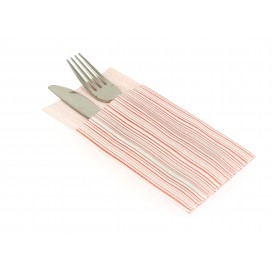 "Airlaid Napkins Kanguro ""Basic Red"" 33x40cm (480 Units)"