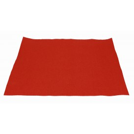Paper Placemats 30x40cm Red 40g (1000 Units)