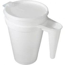 Foam Jar 44Oz/1300ml Ø11,7cm (300 Units)