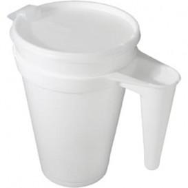 Foam Jar 44Oz/1300ml Ø11,7cm (300 Units)