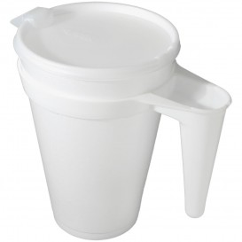 Foam Jar 44Oz/1300ml Ø11,7cm (20 Units)