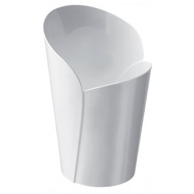"Plastic Tasting Cup PS ""Blossom"" White 90ml (300 Units)"