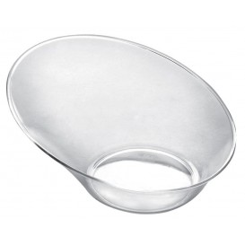 "Tasting Plastic Bowl PS ""Sodo"" Clear 50 ml (500 Units)"