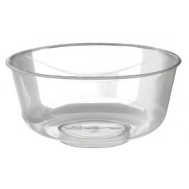 Plastic Bowl Tasting Dessert Clear 230 ml (500 Units)