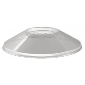 Bowl Lid Tasting Dessert Clear 230 ml (50 Units)