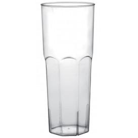 Plastic Collins Glass PS Clear Ø6,5cm 350ml (360 Units)