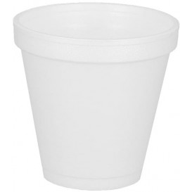 Foam Cup EPS 6Oz/180ml Ø7,4cm (1000 Units)