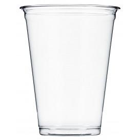 Plastic Cup PET Rigid 295ml Ø8,1cm (50 Units)