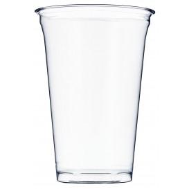 Plastic Cup PET Rigid 545ml Ø9,8cm (50 Units)